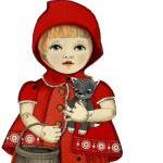 Little Red Riding Hood Art..