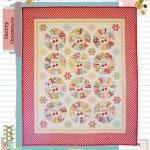 Cherry Cheesecake Quilt Pat..