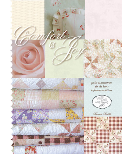Comfort and Joy Quilt Book by Acorn Quilt Co. Quilts and Gifts Easy and Fun!