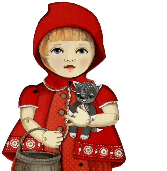 Little red riding hood essay
